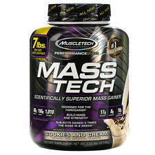 Muscletech  Mass-Tech  Scientifically Superior Mass Gainer  Cookies and Cream  7