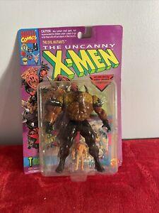 NEW  UNCANNY X-MEN EVIL MUTANTS TUSK ATTACK MUTANT ACTION FIGURE TOY BIZ