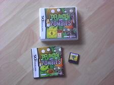 Nintendo DS Pflanzen gegen Zombies