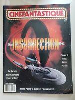 CINEFANTASTIQUE Magazine January 1999 STAR TREK INSURRECTION! PIXARS A BUGS LIFE