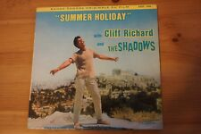 CLIFF RICHARD & SHADOWS SUMMER HOLIDAY EP DU FILM DE 1963 LANGUETTE