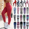 Women's High Waist Yoga Pants Push Up Sports Fitness Leggings Workout Trousers