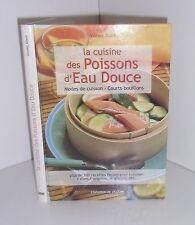 La Cuisine des poissons d'eau douce.Modes de cuisson - Courts-bouillons. Z18
