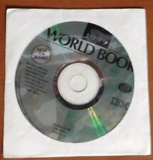 1999 World Book Computer Cd