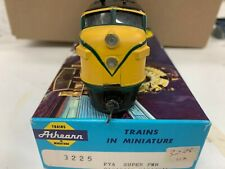 Athearn HO F7A Locomotive with DCC