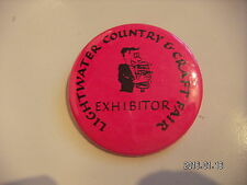 LIGHTWATER COUNTRY & CRAFT FAIR EXHIBITOR PICTURE BADGE