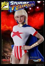 1/6 Phicen Female PL2014-74 Stormy Tempest Collector Figure w/Steel Figure Body