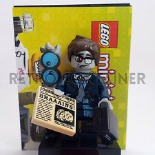 LEGO Minifigures - Zombie Businessman - col223 - Collectibles Omino Series 14