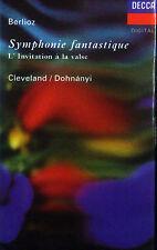 MC  BERLIOZ - symphonie fantastique, Cleveland / Dohnanyi