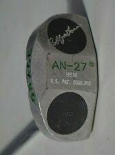 """Bobby Grace AN-27 HSM Mallet PUTTER Steel Shaft 36"""" RH DEMO Golf Club"""
