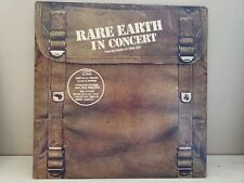 "Rare Earth – Rare Earth In Concert - Vinyl 12"" Double LP EX"