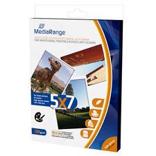 MediaRange CARTA FOTOGRAFICA PAT LUCIDA 220g 130x180mm 50 fogli MRINK114