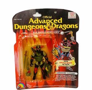 Grimsword Dungeons Dragons action figure LJN toy vtg TSR D&D moc evil knight