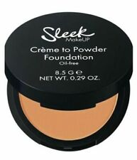 Sleek Creme To Powder Compact Foundation - Oil Free - Assorted Shades - New