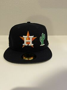MLB New Era 59Fifty 7 3/8 Fitted Houston Astros City Transit