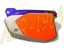 DOSELERA NÚMERO DE MATRÍCULA LADO SX APRILIA RX 50 94 EN AZUL GRIGIO AP8231927