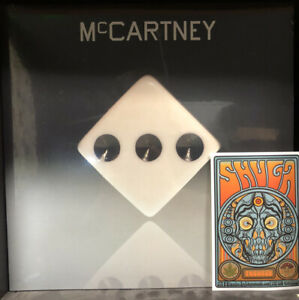 PAUL McCARTNEY  III 3 - Spotify Exclusive LP Vinyl Coke Bottle Clear - In hand