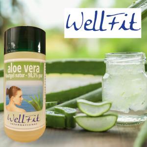 Aloe Vera Haut Gel 98,3% pur - 200ml