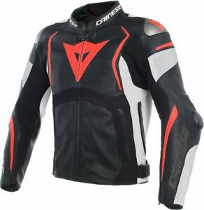 Dainese Mugello Motorcycle Leather Jacket