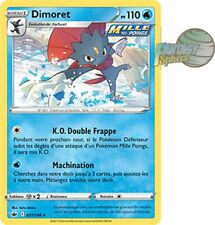 Pokemon 31/198 Dimoret Reverse EB06 Epee et Bouclier Regne de Glace VF Français