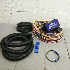 Wire Harness Fuse Block Upgrade Kit for Gm 1980 - 1999 hot rod rat rod