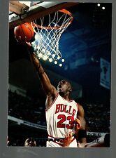 1993-94 Stadium Club #1 Michael Jordan Triple Double