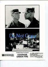 Denzel Washington Lou Diamond Phillips Courage Under Fire Original Press Photo