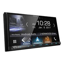 Kenwood DMX7704S Double DIN Digital Media Receiver with Bluetooth & HD Radio