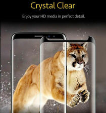 Slim Tempered Glass Screen Film Protection For Samsung Galaxy S9 S8 Plus