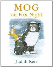 Mog on Fox Night by Judith Kerr (2004, Paperback)