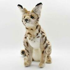 BH 7373 HANSA Hansa Serval Cat 44 Real Animal Stuffed