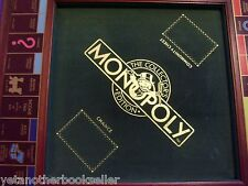 ** FRANKLIN MINT MONOPOLY 1991 COLLECTOR'S EDITION ** USA Version scarce in Aust