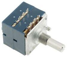 Alps Electric RK27 Series Carbone Film Potentiomètre Avec Un 6 mm Dia. Arbre, 10kÎ