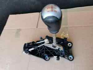 FORD FIESTA ST150 GEARSTICK AND SELECTOR UNIT MK6 2006 SILVER