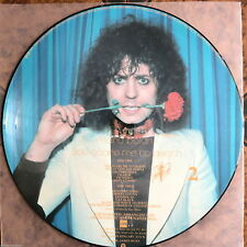 Marc Bolan-you Scare Me to Death LP PICTURE DISC Cherry Red – pered 20 T. Rex