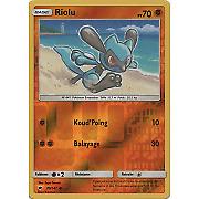 Pokemon - Riolu X1 - Reverse - SL3 - 70/147 - VF Français