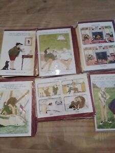 30 TOTTERING CARDS, WHOLESALE JOBLOT GREETINGS CARDS