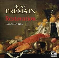 RESTORATION NEW CD/SPOKEN WORD BOOK