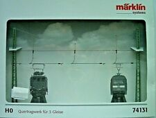 Quertragwerk, 3 Gleise