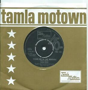 Diana Ross:Touch me in the morning/Baby it's love:UK Tamla Motown :TMG 861