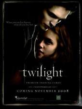 Twilight Trading Card Dealer Sell Sheet Sale Promo Ad Inkworks 2008