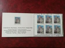 stamps/Latvia/Booklet/Churches of Latvia/2001