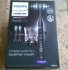 🌟🎈 Philips Sonicare DiamondClean 9300 Smart Toothbrush HX9903/11 Black 🌟