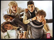 "One Direction Band Mini Poster 8""x11"" 1D Harry Zayn Louis Niall Horan Liam"