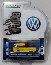 1976 SHELL OIL VOLKSWAGEN TYPE 2 T2 DOUBLE CAB PICK-UP * GREENLIGHT CLUB V-DUB