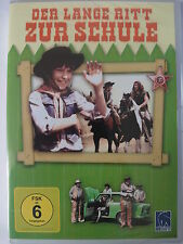Der lange Ritt zur Schule - DEFA Cowboy Indianer für Schule Kinder - Gojko Mitic