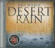 Desert Rain by Paul Wilbur (CD, Integrity Music)
