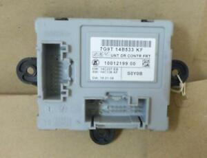 FORD MONDEO MK4 2009 PASSENGER SIDE FRONT DOOR CONTROL MODULE No 7G9T-14B533-KF