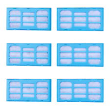 6 PACK REPLACEMENT PET MATE COMPATIBLE FILTER CARTRIDGES WATER FOUNTAIN DRINKER