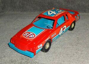 "Vintage RICHARD PETTY 1980'S #43 STP Buick Regal Plastic 12"" Car ERTL"